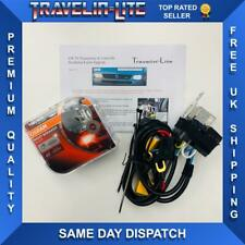 VW T4 Headlight Harness & Osram Night Breaker Bulbs Brand New