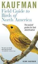 Kaufman Field Guide to Birds of North America, Kenn Kaufman, Good Book