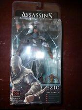 """EZIO AUDITORE """"THE MENTOR"""" Assassin's Creed Revelations 7"""" Game Figure Neca 2012"""