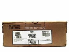 Fuze Sweet Tea Syrup Concentrate 2.5 Gallon Bag in Box