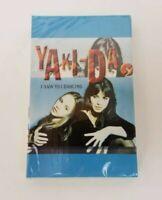 Yaki-Da Cassette Tape Single I Saw You Dancing Swedish Pop Group 1995 London NEW