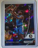 2020-21 PANINI PRIZM DRAFT ROOKIE RC CRACKED ICE #/99 PATRICK WILLIAMS NO. 20