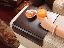 Handmade, Sofa Tray, Table, Armrest Tray, Coffee Table, Sofa Table, TRPW40TB