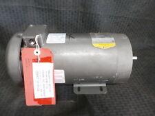 Baldor CD5375, Elec Motor, 3/4Hp, TEFC, RPM 1750, FR-56C **New Other**