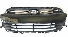 2013-2017 Genesis Coupe Front Bumper Grille Upper & Lower With Molding 3 Parts