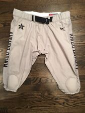 Team Issued VANDERBILT COMMODORES Vandy Used Authentic Football Pants Size M