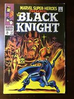 Marvel Super Heroes #17 (1968) - Black Knight Origin! Eternals Movie!