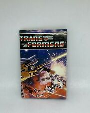 Vintage Transformers Original G1 Insert Catalog Checklist Form Poster - 1984