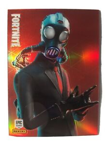 🔥 New 2020 Panini Fortnite Series 2 Chaos Agent OptiChrome Holo #154🔥