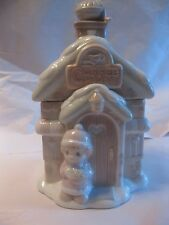 Precious Moments Sugar Town Coffee House Cannister Collection From Enesco   c06