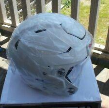 Riddell White Speedflex Football Helmet Sports New Recertified 2020 Adult M WOW