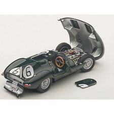 1:43 AUTOart JAGUAR D-TYPE LM 24HR 1955 WINNER #6 (WITH OPENINGS) - SONDERPREIS!