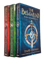 The Belgariad David Eddings 3 Books In Order Fantasy Pawn of Prophecy Teen New