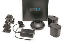 PhaseOne 645 Li-Ion Battery Kit für die PhaseOne 645DF / DF+ und Mamiya 645 AFD
