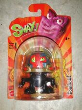 SMAX Series 1 Action Figure by Mattel with Game Booklet NEW - Zomboid