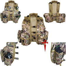 New Multicam / MTP Match Cadet Instructor Tactical Assault Vest ( CCF ACF