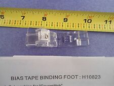 Clear Bias Tape Binding Foot Singer QuantumLock 14T948,14T957,14T967,14T968DC