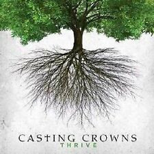 Thrive - Casting Crowns (CD, 2014, Provident) - FREE SHIPPING