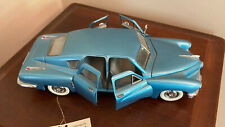 FRANKLIN MINT 1948 TUCKER DIECAST RARE 1:24 SCALE WITH TAG