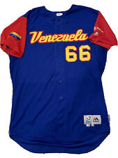 MLB Authenticated - Jose Castillo 2017 World Baseball Classic Venezuela Jersey