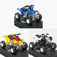 NewRay 1:32 Yamaha Warrior / Banshee / Raptor 660R Sport / Honda Sportrax ATV