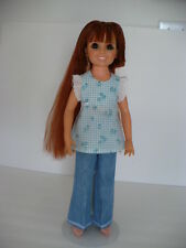 IDEAL CRISSY, TRESSY, KERRY, BRANDI OUTFIT CLOTHES DENIM JEANS & ANGEL TOP