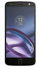 Motorola Moto Z Droid XT1650-3 - 32GB - Black/Lunar Grey (GSM Unlocked)