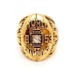 1953 Detroit Lions Championship ring NFL
