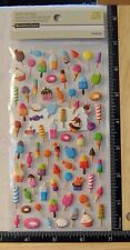 Recollections MINI SWEET TREATS Stickers ICE CREAMS CAKES CUPCAKE CANDY