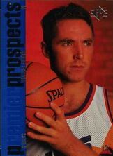 1996-97 Upper Deck SP Steve Nash Rookie Card #142 Phoenix Suns NBA MVP