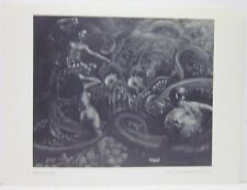 Dweller in the Dungeon by Wally Wood - National Cartoon Society Print