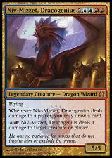 NIV-MIZZET DRACOGENIUS NM Return to Ravnica Gold - Dragon Wizard Mythic