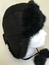 Cappelli da uomo nere taglia M