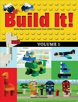 Build It! : Make Supercool Models With Your Lego Classic Set, Paperback by Ke...