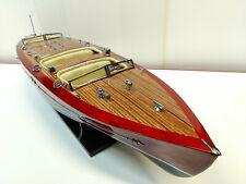 Riva - bateau bois Typhoon - 85 cm