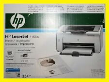 HP P1006 Printer w/ NEW Toner / Drum! -- 0 Pages!  -- NEW-in-the-BOX !!!