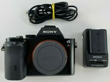 Sony Alpha a7R 36.4MP Digital SLR Camera + Extra Battery + 64GB SD - Free Ship