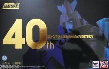 New Bandai Soul of Chogokin GX-31V Voltes V 40th Anniv. ABS&PVC&Die-casting