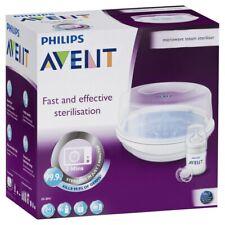 Philips Avent Microwave Steam Steriliser Baby Bottle BPA Free