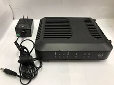 *Lot of 50* Cisco DPC3208 Telephony Cable Modem Docsis 3.0 With AC Adapter