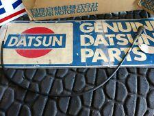 Datsun 64-65 410 Bluebird ( exc. SS) NOS Choke Cable  18410-10602
