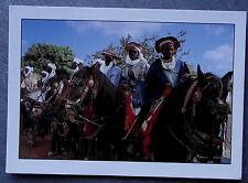 BENIN CAVALIERS BARIBA     postcard
