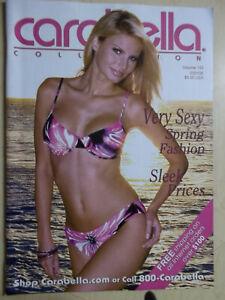 Carabella #132 2009 Very Spring Fashion edition sexy swimwear & more