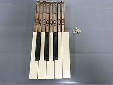 Hammond Organ Keys 1/2 Octave High C M-Series T-Series L-Series Porta B + Others