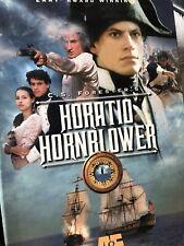Horatio Hornblower - Vols. 1-4 (DVD, 2000, 4-Disc Set)