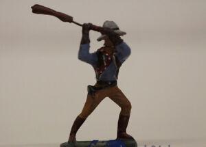Elastolin Masse Cowboy  Kolbenschläger   7,5 cm Serie  Wildwest