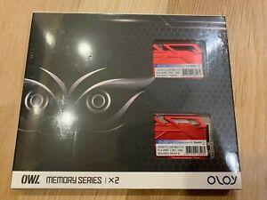 OLOy 16GB (2 x 8GB) 288-Pin DDR4 SDRAM DDR4 3200 (PC4 25600) Memory OWL
