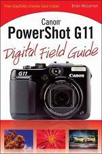 Canon PowerShot G11 Paperback Brian McLernon
