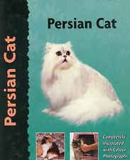 Persian Cat by Thomas Critchley