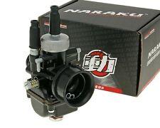Naraku carburatore PHBG Black 17 5mm Universal MBK Nitro Booster Stunt Ovetto